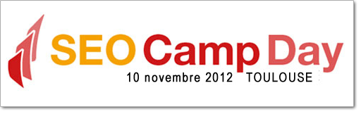 SEO Camp Day Toulouse 2012