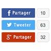 Tutoriel : Personnaliser les boutons des réseaux sociaux