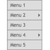 Un menu vertical en CSS - Partie 2